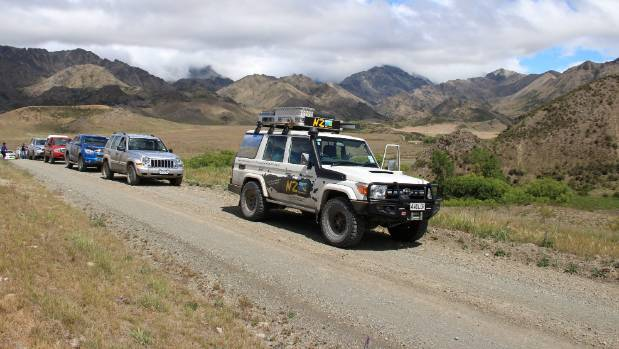 The road through Molesworth Station could provide a permanent alternative to the quake-hit SH1, but it wouldn't be a ...