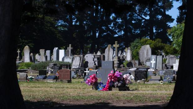 Buller District Council, New Zealand » Cemeteries