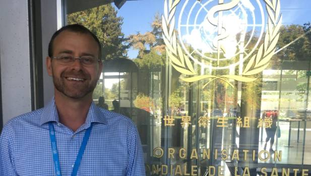 Dr Rob Beaglehole has spent three months at the World Health Organisation advocating tax on sugar-sweetened beverages.