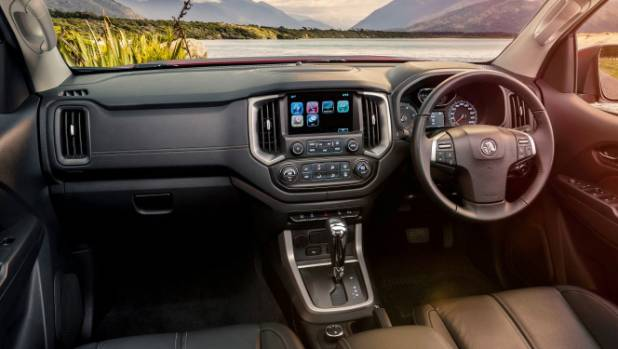 Cabin has improved out of sight. Colorado continues Holden focus on connectivity and phone-projection tech.