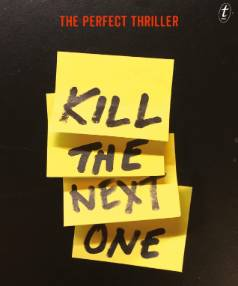 Kill the Next One by Federico Axat.