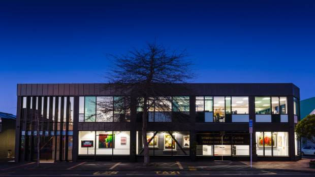 The works were auctioned at Auckland's International Art Centre in Parnell.