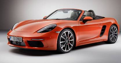 Four-pot power hasn't dulled the Boxster's character. We reckon it's more interesting than ever.
