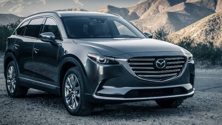 New Gen Styling Has Made The Large Cx 9 Look Positively Athletic