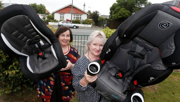 New car seat service takes the wheel in Timaru | Stuff.co.nz