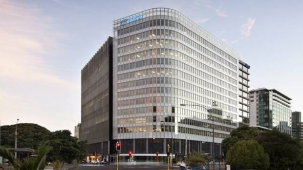 Wellington's largest office building, the Asteron Centre, is on the city council's list for a closer inspection.