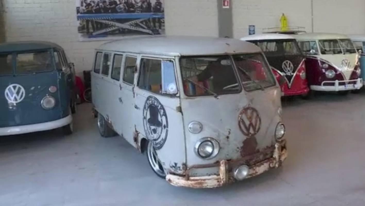 2e36966309 Old VW Kombis getting back their va-va-voom