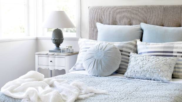 If you want to get off to an organised start, create a new good habit, by deciding to make the bed as soon as you get up.