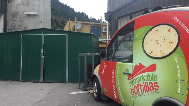 A worker suffered a serious arm injury at Remarkables Tortillas in Queenstown on Wednesday.