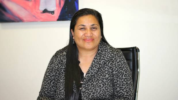 Mangere-Otahuhu Local Board chair Lydia Sosene.