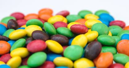An $8 packet of M&Ms could make your flight a whole lot more enjoyable.