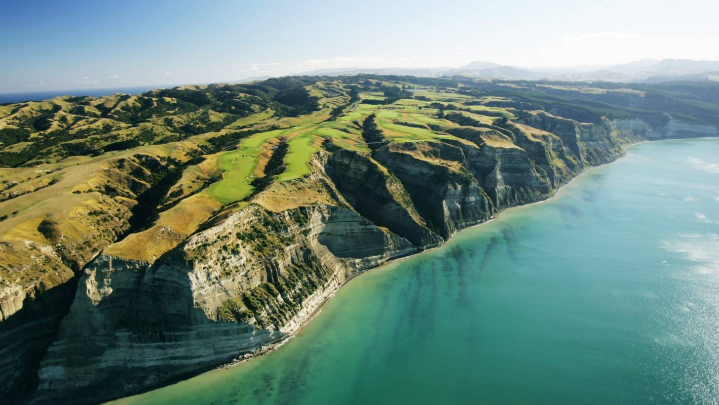 Cape Kidnappers: A slice of heaven on the cliff tops | Stuff.co.nz