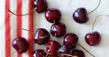 It's a fleeting season for cherries, so we've got to make the most of it.
