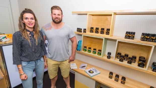 New shop in CBD offers healthy, sweet treats | Stuff co nz