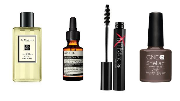 Just a few of Alice's favourites when it comes to beauty.