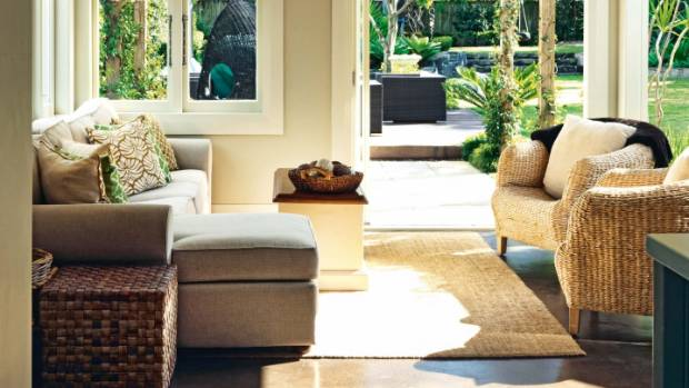 Is your living room a high traffic zone or a chill out area?