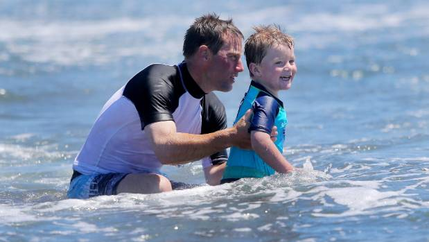 Image result for Listen to the advice from the surf lifeguards.