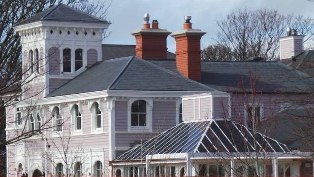 Quakesafe Building Solutions produced the replica chimneys at the rebuilt Christchurch Club.