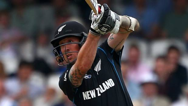 Luke Ronchi has lost his place in the Black Caps' ODI team with BJ Watling getting the nod as gloveman.