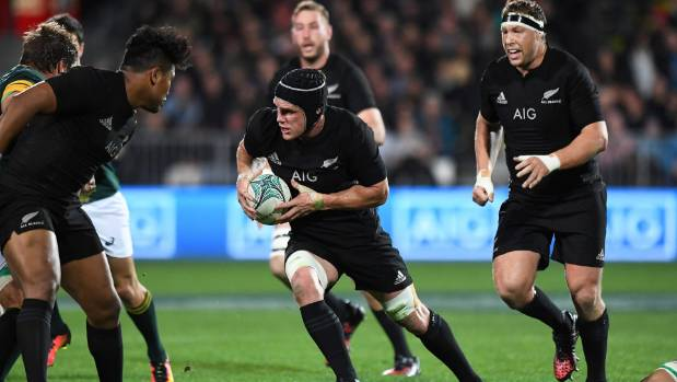 All Blacks coach Steve Hansen has nominated flanker Matt Todd as one of his favourite players