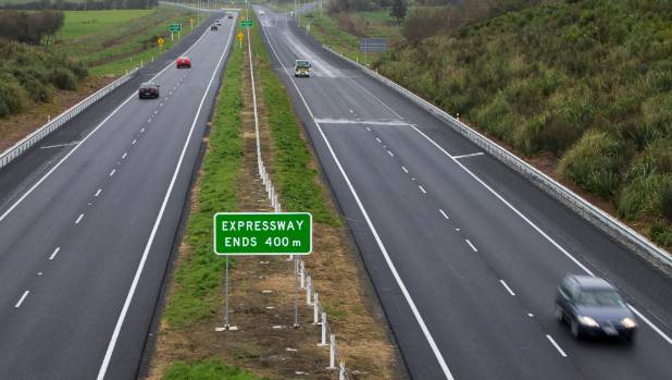 Roads of national significance like the Waikato Expressway will improve the links between upper North Island centres.