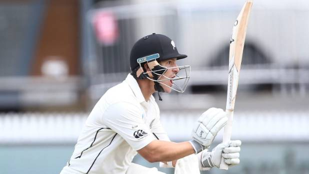BJ Watling played a key hand for New Zealand in the second session of the second test against Pakistan at Seddon Park in ...