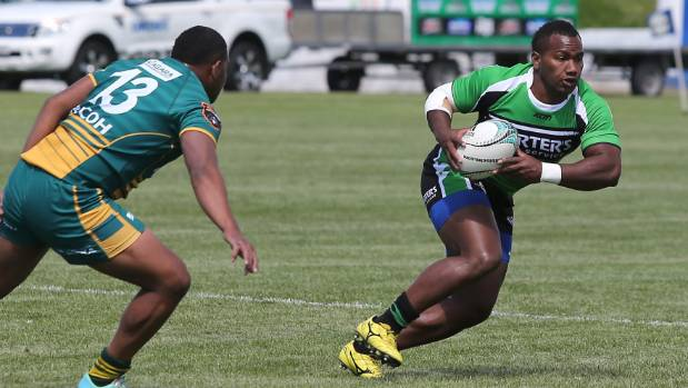 26112016 News John Bisset/FairfaxNZ. Rugby Sevens competitions at Alpine Energy Stadium South Canterbury vs Mid ...