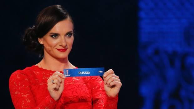 Semak joins team of 2018 FIFA World Cup Russia Ambassadors
