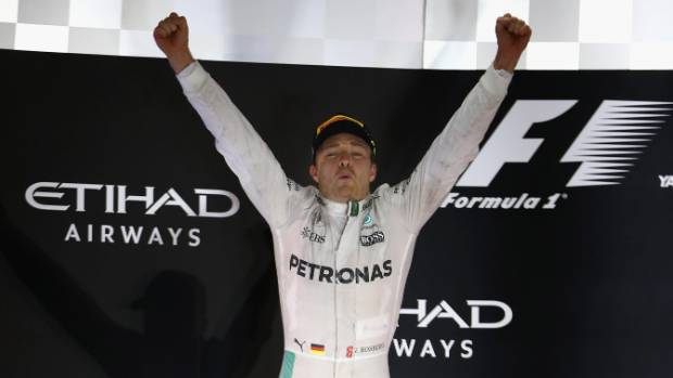 Rosberg didn't think Hamilton would back him up