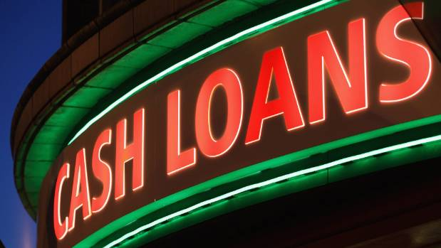 New brunswick payday loans act