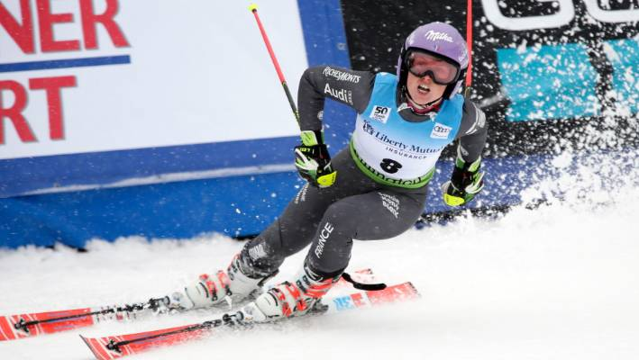 Kiwi Connection For French Skiier Worley Who Wins World Cup Giant Slalom Stuff Co Nz
