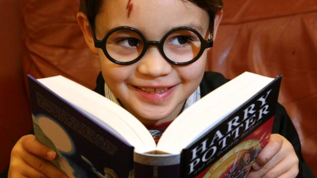 Students are feeling the magic on Harry Potter's 20th anniversary