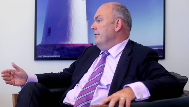 Economic Development Minister Steven Joyce said he expect many Wellington businesses would have business continuity ...