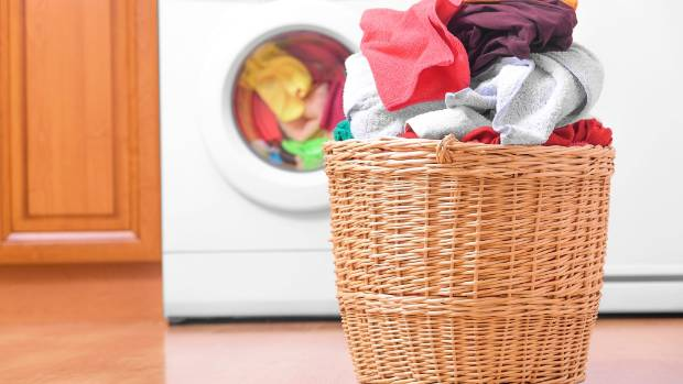 Run an empty load with about 250 mils of white vinegar in the water to give your washing machine a good internal cleaning.