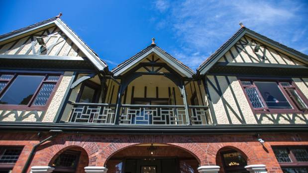 The historic Mona Vale Homestead has been restored to its former glory.