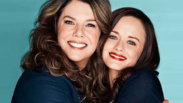Lorelai and Rory are back.