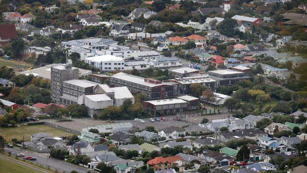The 3.7-hectare Karori campus site in Wellington has tennis courts, pools, a hall, music suites, a gymnasium and classrooms.