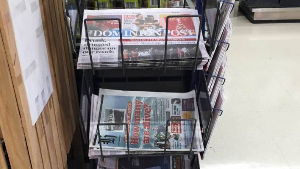 A merger means more newspapers for longer, Fairfax and NZME have told the Commerce Commission.