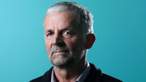 Triathlon NZ president Arthur Klap.