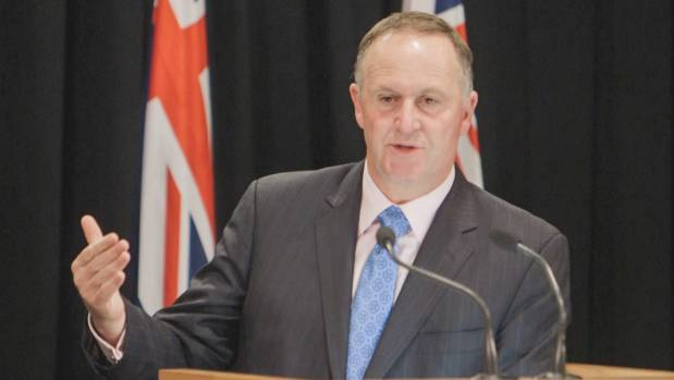 Prime Minister John Key is confident the size of the Government's forecast surpluses, when they are unveiled next week, ...