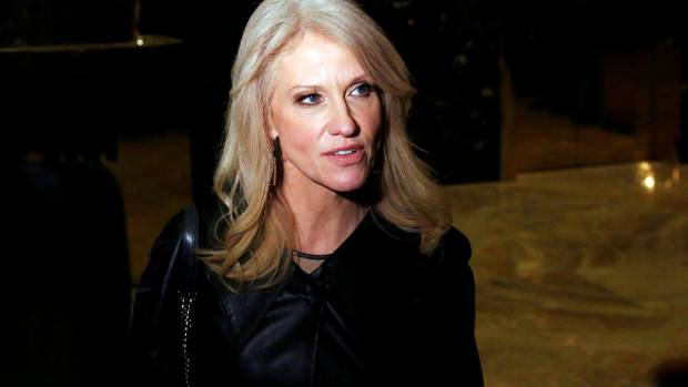 Kellyanne Conway, campaign manager and senior advisor to the Donald Trump Presidential Transition Team, has used some ...