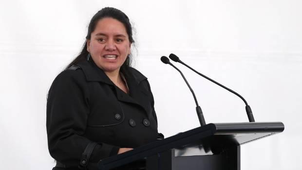"""Te Kotahitanga o Te Atiawa chairwoman Liana Poutu said Wednesday would be a """"big occasion"""" for the  iwi."""