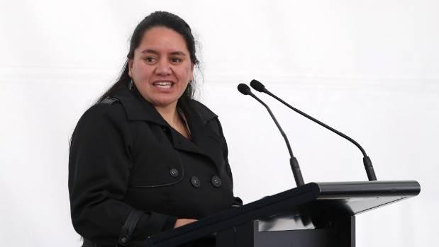 Te Kotahitanga o Te Atiawa chairwoman Liana Poutu is one of the committee's 10 members.