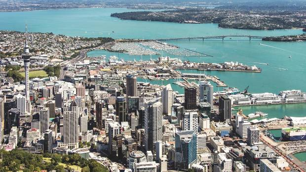 Returns on New Zealand commercial property are globally attractive, especially in its major market, Auckland.