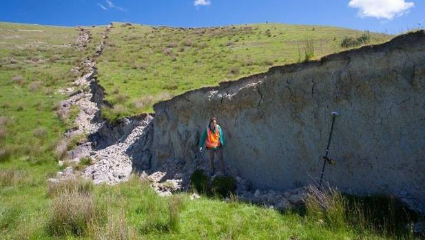 Waiau was only kilometres away from the original quake's epicentre.