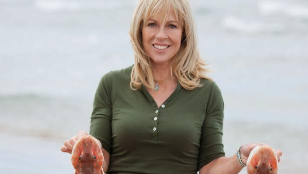 Annabel Langbein is one of a list of chefs to create a recipe using the fish guide.