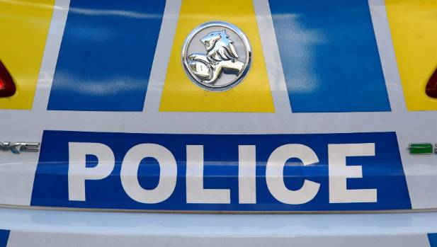 Police attended a car crash near Hastings this morning.