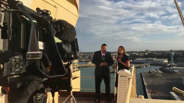 Story co-hosts Duncan Garner and Heather du Plessis-Allan have starred together for TV3 for the last time.