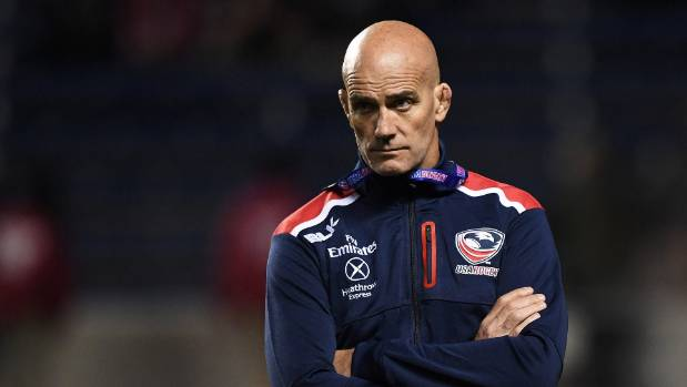 USA Coach John Mitchell has been touted as a potential South African coach.
