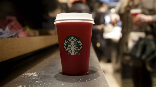#TrumpCup is a spinoff of a movement called #MerryChristmasStarbucks.